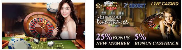 Bonus judi live casino online sbobet