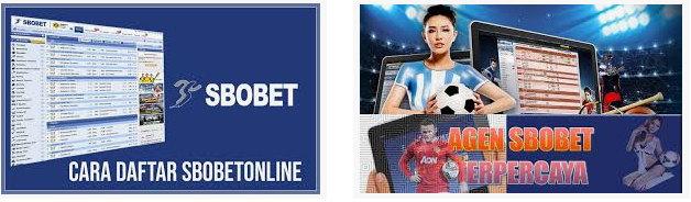 cara daftar judi online Sbobet