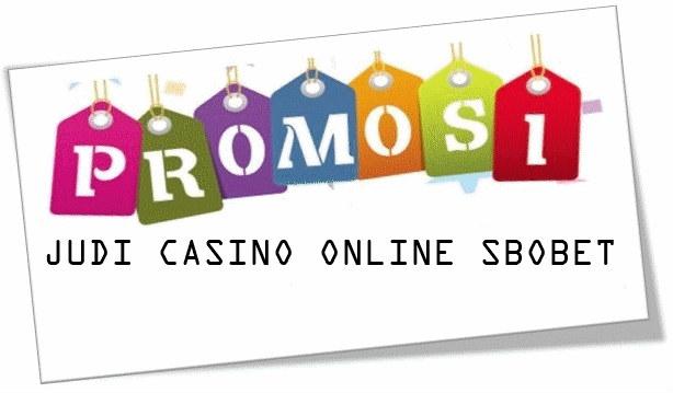 promosi judi casino Sbobet